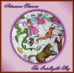 The Intelligible Sky by SIMIONI, ADRIANNE album cover