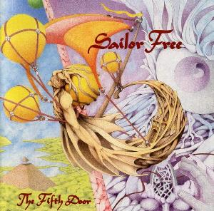 The Fifth Door by SAILOR FREE album cover