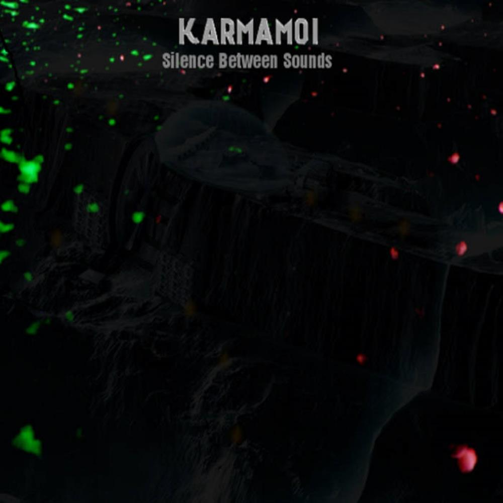 Karmamoi Silence Between Sounds album cover
