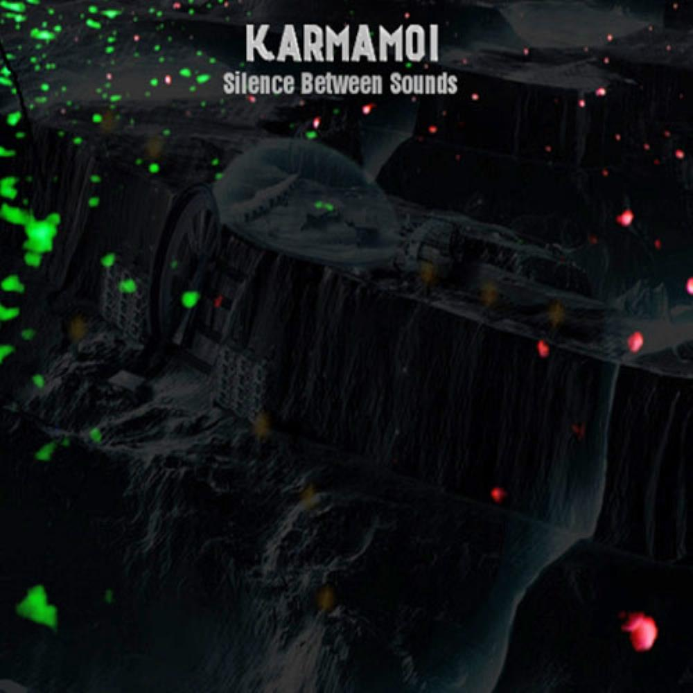 Karmamoi - Silence Between Sounds CD (album) cover