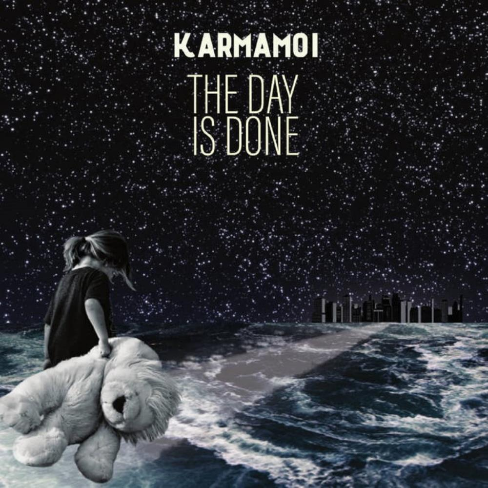 Karmamoi The Day Is Done album cover