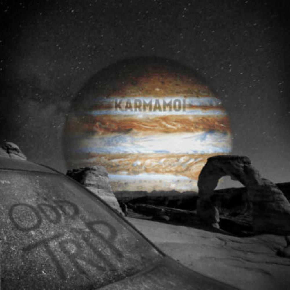 Odd Trip by KARMAMOI album cover