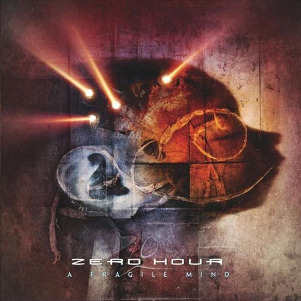 Zero Hour - A Fragile Mind CD (album) cover