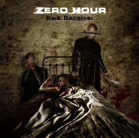 Dark Deceiver by ZERO HOUR album cover