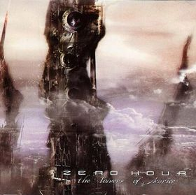 The Towers of Avarice by ZERO HOUR album cover