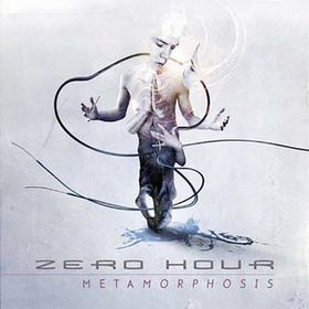 Zero Hour - Metamorphosis CD (album) cover