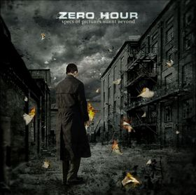 Zero Hour - Specs of Pictures Burnt Beyond CD (album) cover