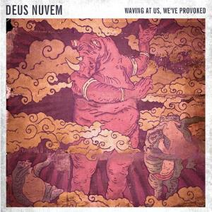 Deus Nuvem - Waving At Us, We've Provoked CD (album) cover