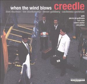 When the Wind Blows by CREEDLE album cover