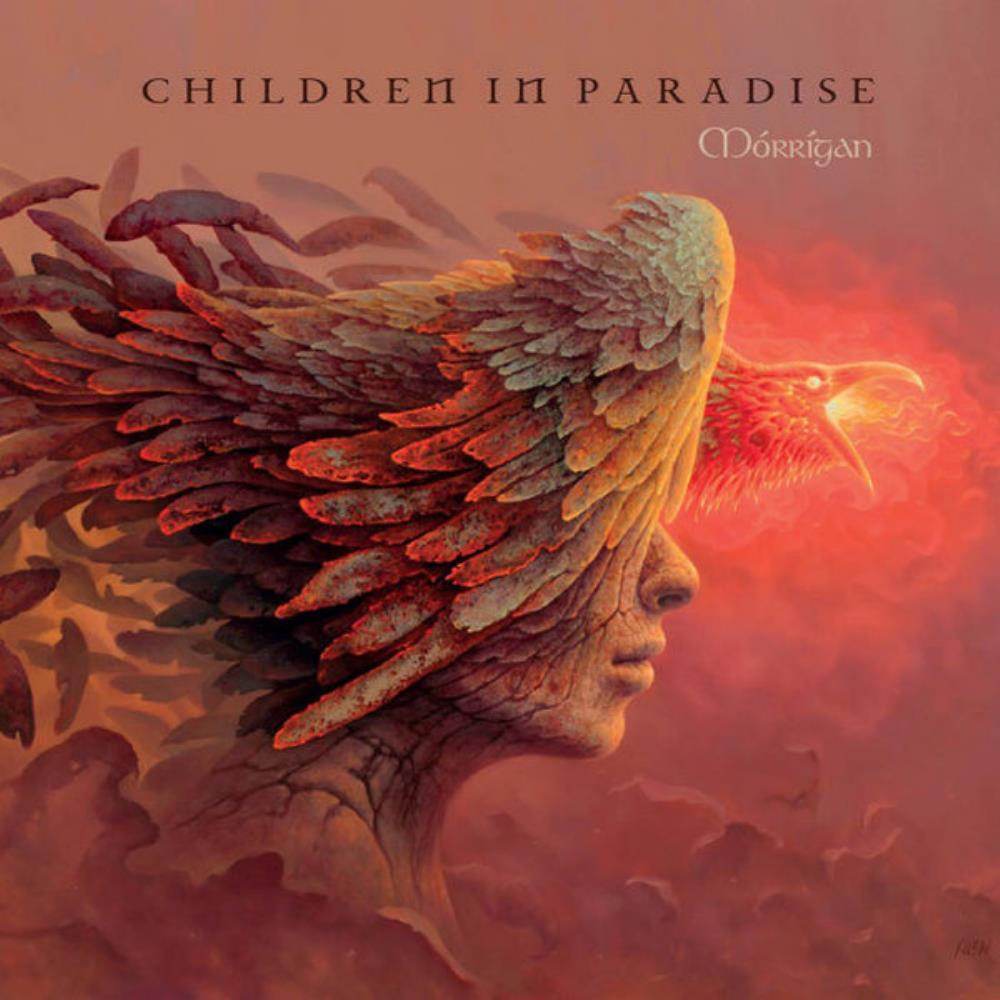 Morrigan by CHILDREN IN PARADISE album cover