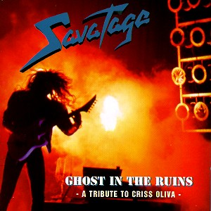 Savatage - Ghost in the Ruins / Final Bell CD (album) cover