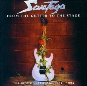 Savatage - From the Gutter to the Stage CD (album) cover