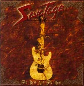 Savatage The Best And The Rest Japanese Greatest Hits