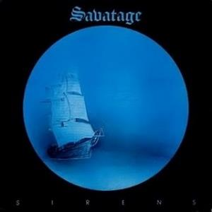 Savatage Sirens album cover