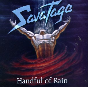 Savatage Handful of Rain album cover