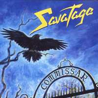 Commissar by SAVATAGE album cover