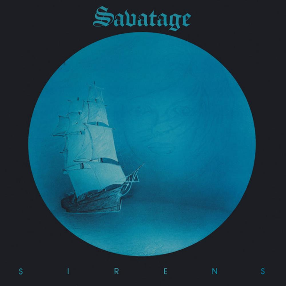 Savatage - Sirens CD (album) cover