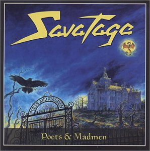 Savatage - Poets & Madmen CD (album) cover