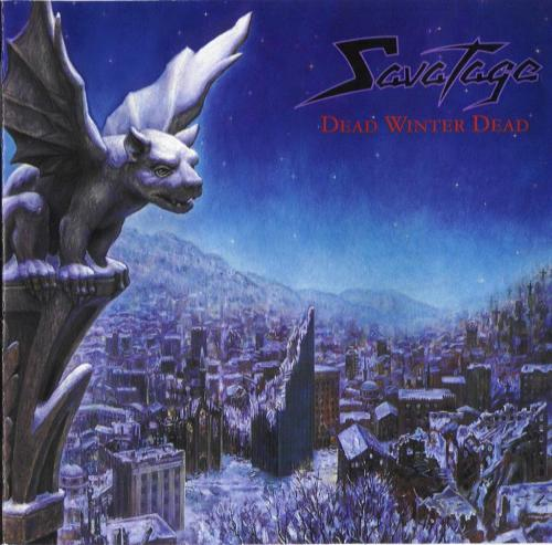 Dead Winter Dead by SAVATAGE album cover