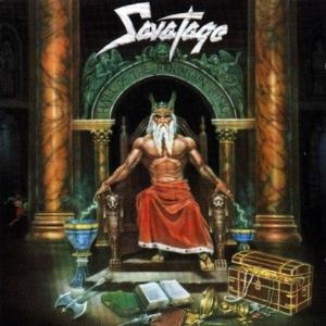 Savatage Hall Of The Mountain King album cover