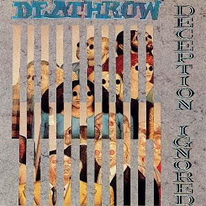 Deception Ignored by DEATHROW album cover