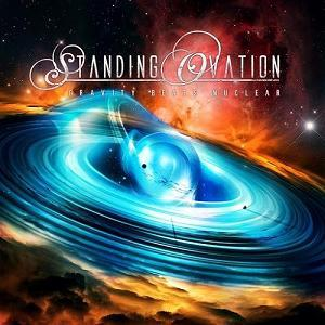 Standing Ovation - Gravity Beats Nuclear CD (album) cover