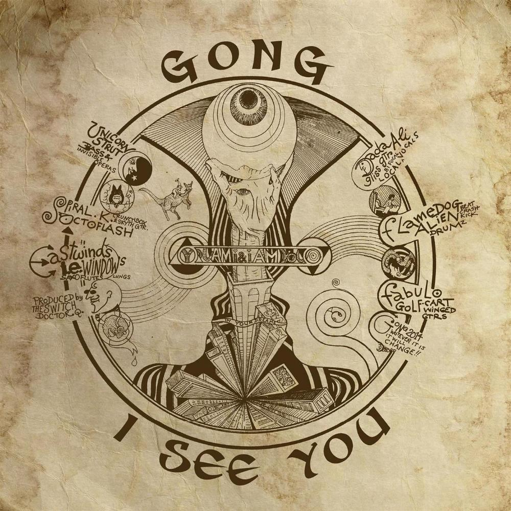 I See You by GONG album cover