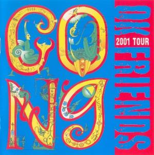 Gong OK Friends album cover