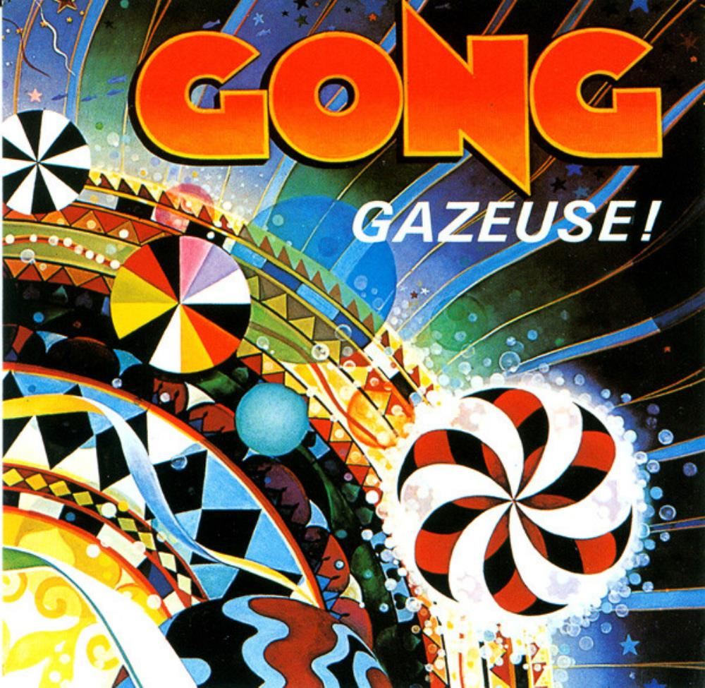 Gazeuse! by GONG album cover