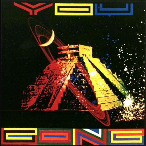 Gong - Radio Gnome Invisible Vol. 3 - You CD (album) cover