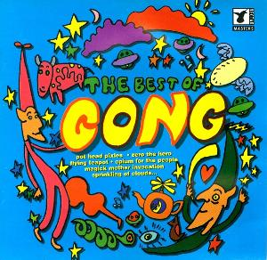 Gong The Best Of Gong album cover