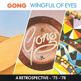 Gong - Wingful of Eyes CD (album) cover