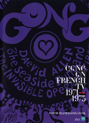 Gong - On French TV 1971 - 1973 CD (album) cover