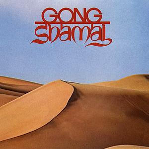 Shamal by GONG album cover
