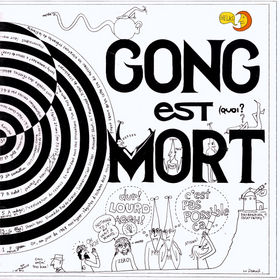 Gong Gong Est Mort? Vive Gong! album cover
