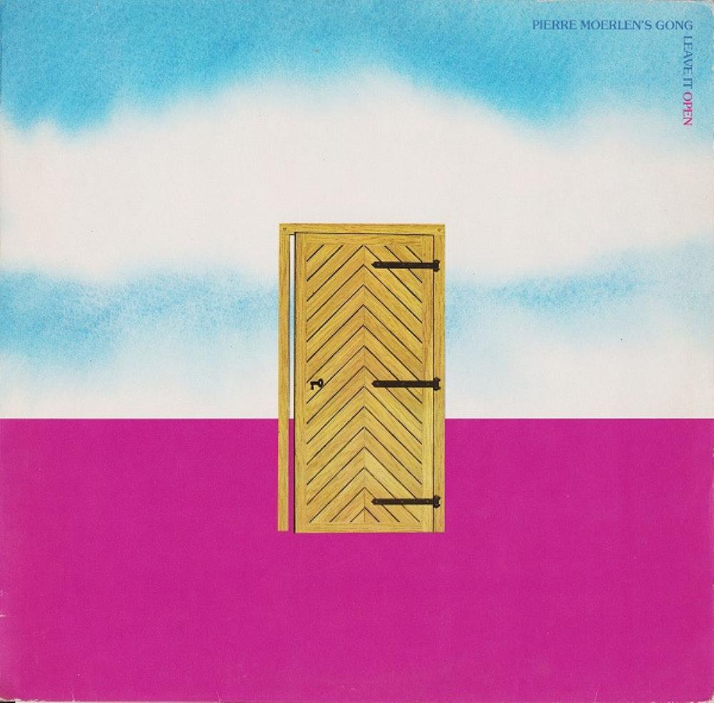 Gong Leave It Open album cover