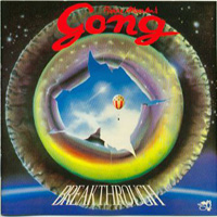 Gong - Breakthrough CD (album) cover