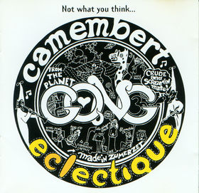 Gong Camembert Eclectique album cover