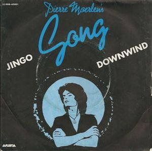 Gong Downwind album cover