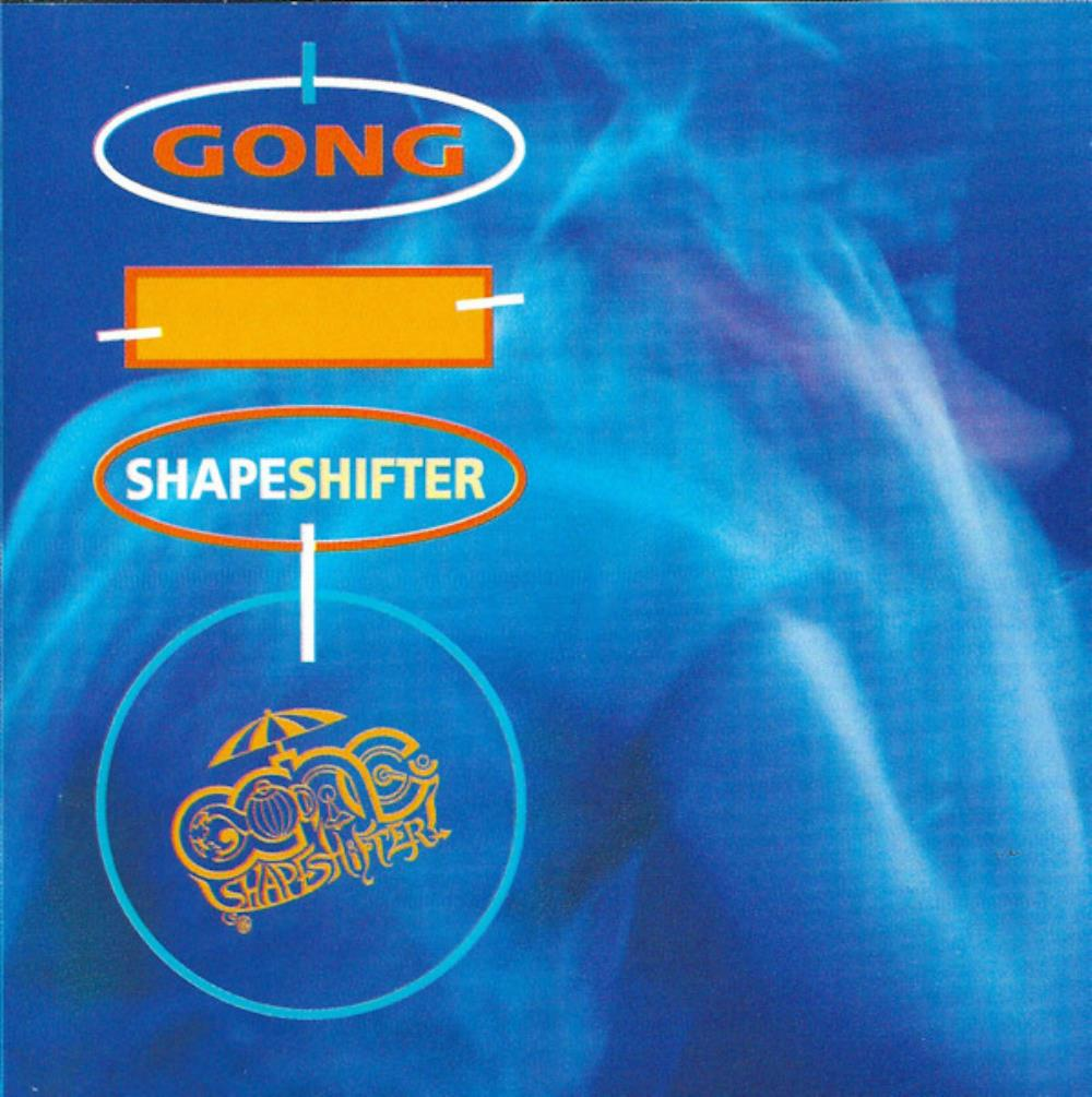 Gong Shapeshifter album cover
