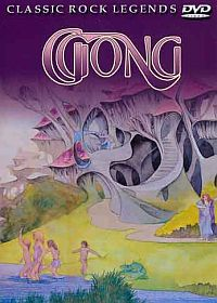 Gong Classic Rock Legends album cover