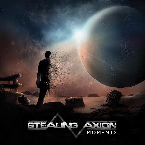 Moments by STEALING AXION album cover