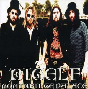 Bigelf - Goatbridge Palace CD (album) cover
