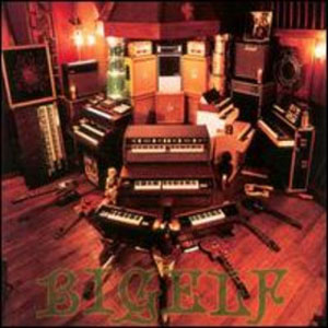 Bigelf - Closer to Doom (6 track version) CD (album) cover