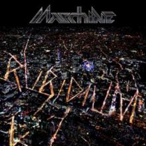 Rubidium by MASCHINE album cover