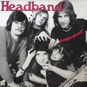 Headband Straight Ahead! album cover
