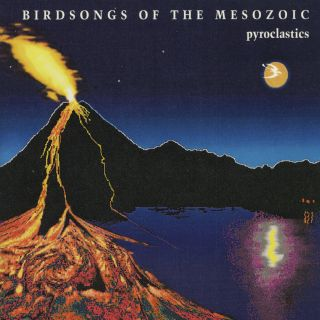 Pyroclastics by BIRDSONGS OF THE MESOZOIC album cover