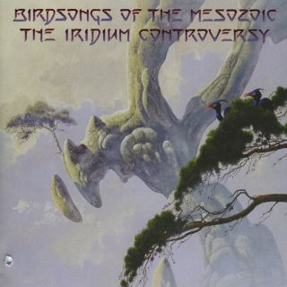 The Iridium Controversy  by BIRDSONGS OF THE MESOZOIC album cover