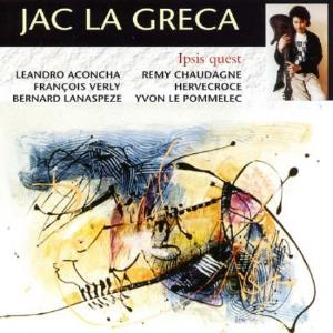 Jacques La Greca Ipsis Quest album cover