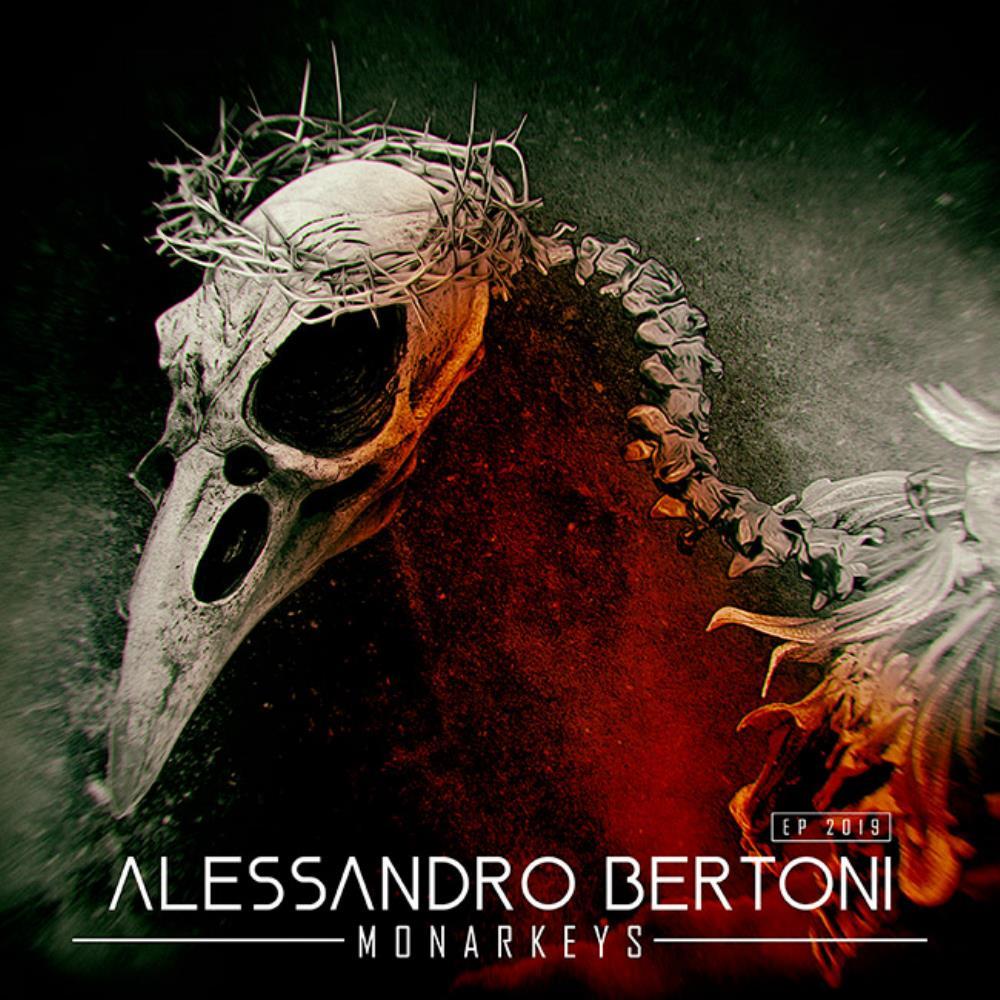 Monarkeys by BERTONI, ALESSANDRO album cover